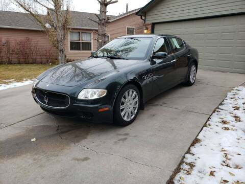 2007 Maserati Quattroporte for sale at DK Super Cars in Cheyenne WY
