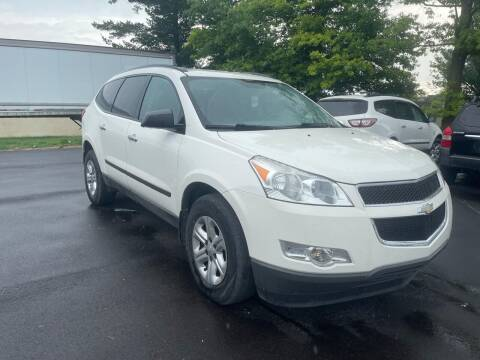 2012 Chevrolet Traverse for sale at Best Choice Auto Sales in Lexington KY