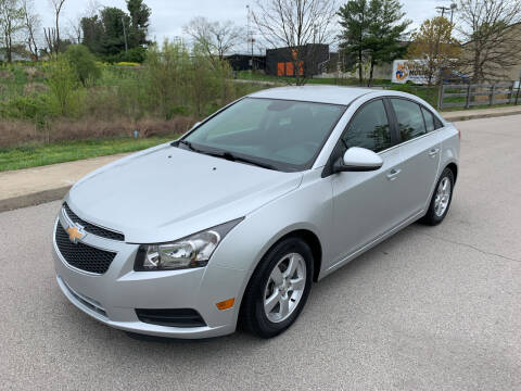 2014 Chevrolet Cruze for sale at Abe's Auto LLC in Lexington KY