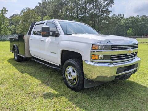 2015 Chevrolet Silverado 3500HD for sale at Quality Auto of Collins in Collins MS