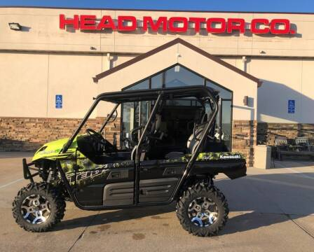 2021 Kawasaki Teryx™ for sale at Head Motor Company - Head Indian Motorcycle in Columbia MO