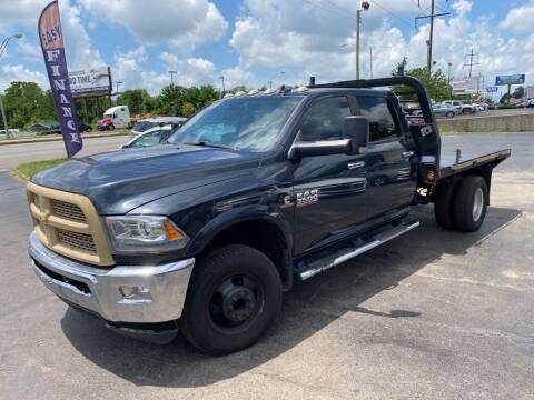 2014 RAM Ram Pickup 3500 for sale at Rayyan Auto Mall in Lexington KY
