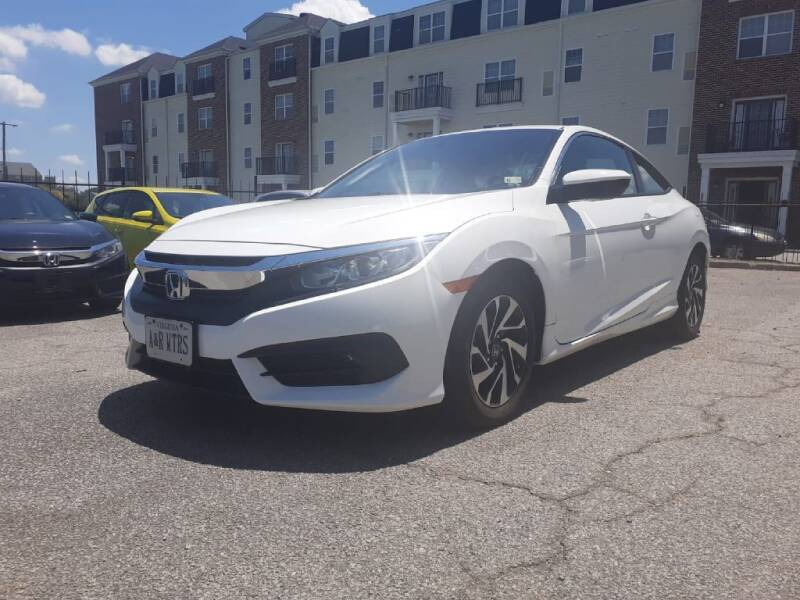 2018 Honda Civic for sale at A&R MOTORS in Portsmouth VA