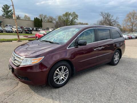 2013 Honda Odyssey for sale at River Motors in Portage WI