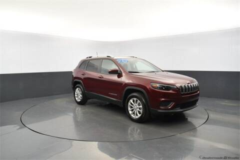 2020 Jeep Cherokee for sale at Tim Short Auto Mall in Corbin KY
