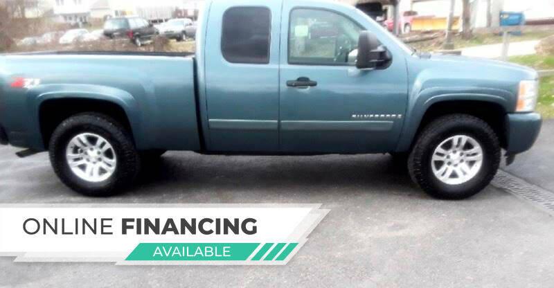 2008 Chevrolet Silverado 1500 for sale at Summit Motors LLC in Morgantown WV