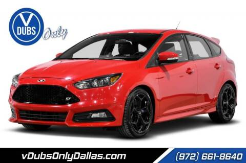 2017 Ford Focus for sale at VDUBS ONLY in Dallas TX