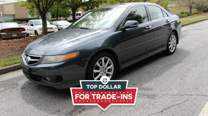2006 Acura TSX for sale at NORCROSS MOTORSPORTS in Norcross GA
