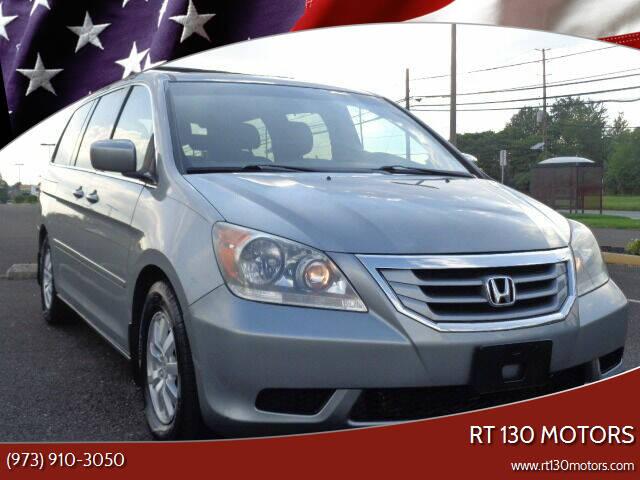2010 Honda Odyssey for sale at RT 130 Motors in Burlington NJ