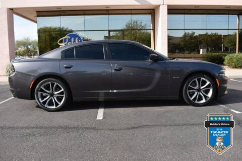 2015 Dodge Charger for sale at GOLDIES MOTORS in Phoenix AZ