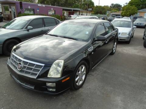 2008 Cadillac STS for sale at Bargain Auto Mart Inc. in Kenneth City FL