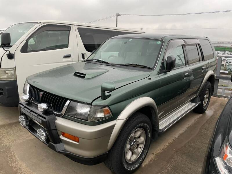 1997 Mitsubishi Challenger *INCOMING for sale at JDM Car & Motorcycle LLC in Seattle WA