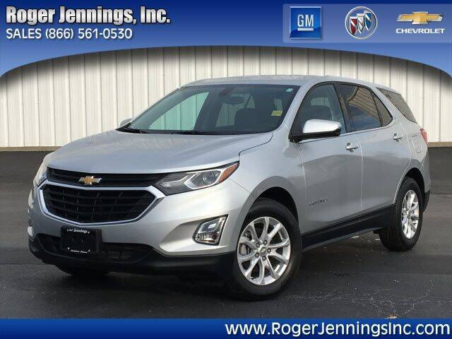 2019 Chevrolet Equinox for sale at ROGER JENNINGS INC in Hillsboro IL