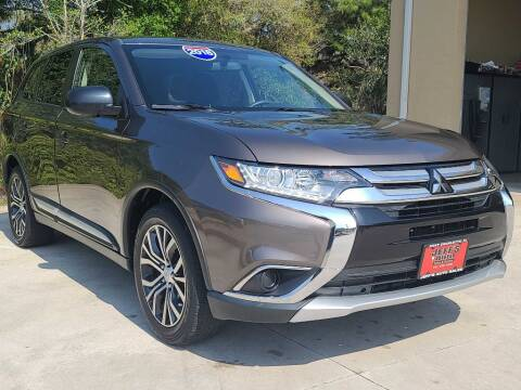 2018 Mitsubishi Outlander for sale at Jeff's Auto Sales & Service in Port Charlotte FL