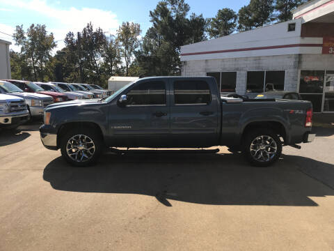 2009 GMC Sierra 1500 for sale at Northwood Auto Sales in Northport AL