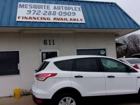 2015 Ford Escape for sale at MESQUITE AUTOPLEX in Mesquite TX