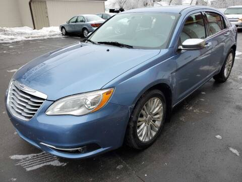 2011 Chrysler 200 for sale at MIDWEST CAR SEARCH in Fridley MN