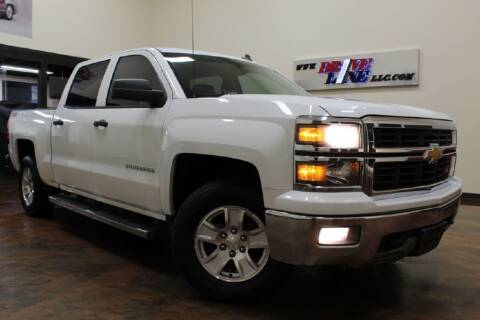 2014 Chevrolet Silverado 1500 for sale at Driveline LLC in Jacksonville FL