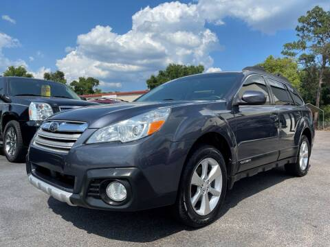 2014 Subaru Outback for sale at Upfront Automotive Group in Debary FL