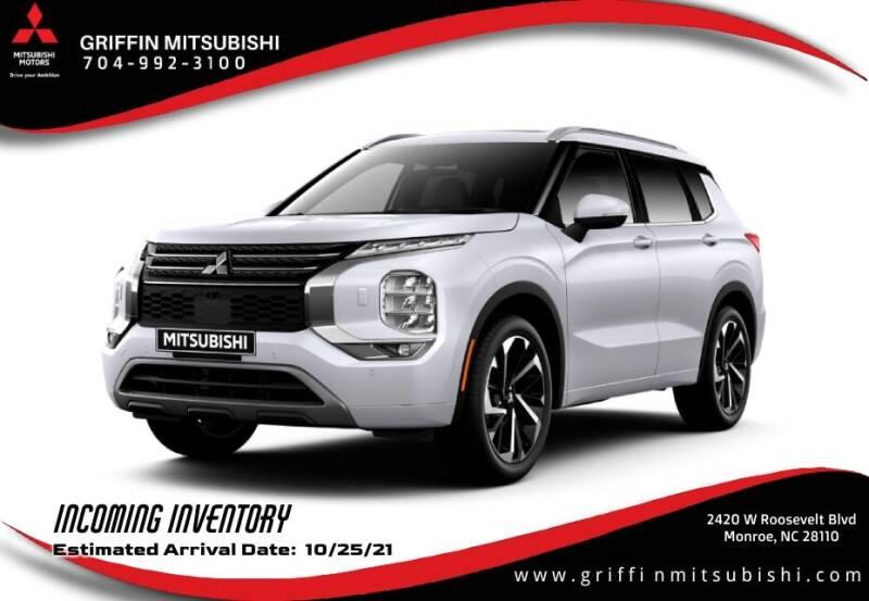 2022 Mitsubishi Outlander for sale at Griffin Mitsubishi in Monroe NC