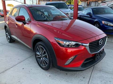 2017 Mazda CX-3 for sale at LIBERTY AUTOLAND INC in Jamaica NY