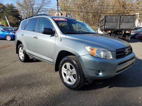 2007 Toyota RAV4 for sale at CENTRAL GROUP in Raritan NJ