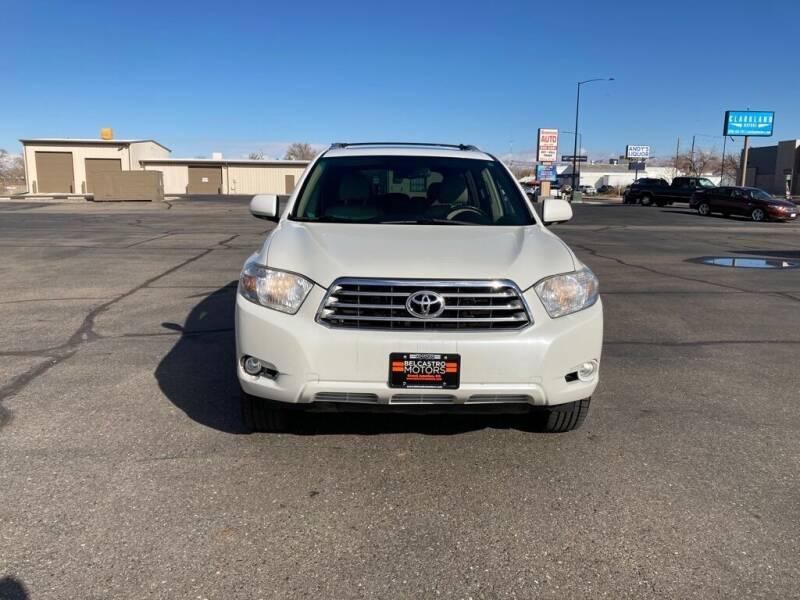 2009 Toyota Highlander for sale at Belcastro Motors in Grand Junction CO