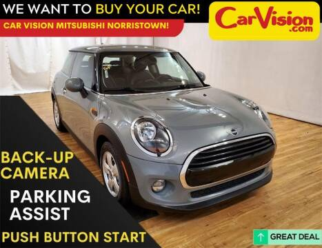 2019 MINI Hardtop 2 Door for sale at Car Vision Mitsubishi Norristown in Trooper PA