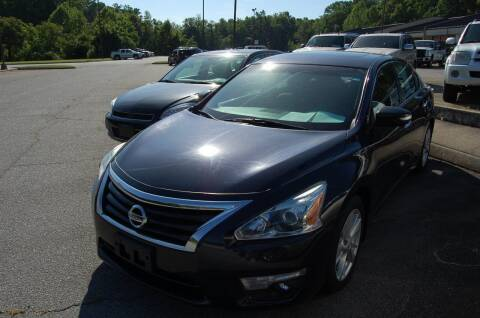 2013 Nissan Altima for sale at Modern Motors - Thomasville INC in Thomasville NC