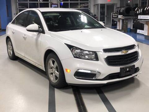 2016 Chevrolet Cruze Limited for sale at Simply Better Auto in Troy NY
