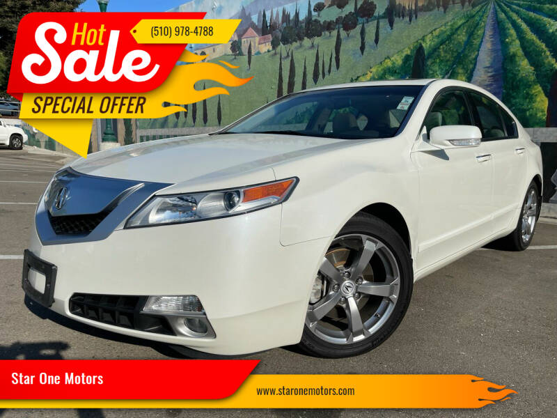 2010 Acura TL for sale at Star One Motors in Hayward CA