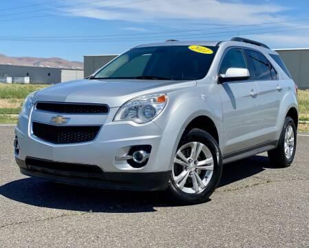 2011 Chevrolet Equinox for sale at Premier Auto Group in Union Gap WA