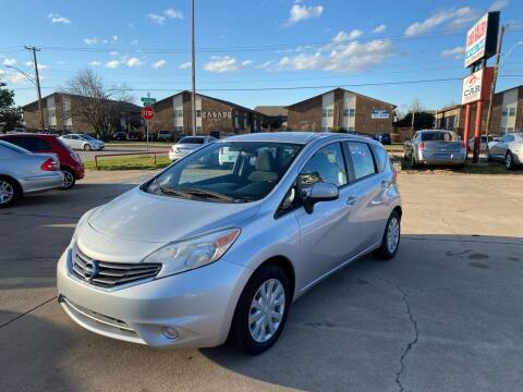 2014 Nissan Versa Note for sale at Car Gallery in Oklahoma City OK