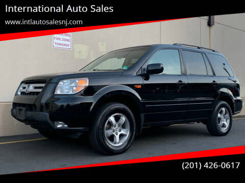 2008 Honda Pilot for sale at International Auto Sales in Hasbrouck Heights NJ