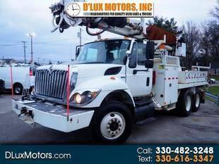 2008 International WorkStar 7400