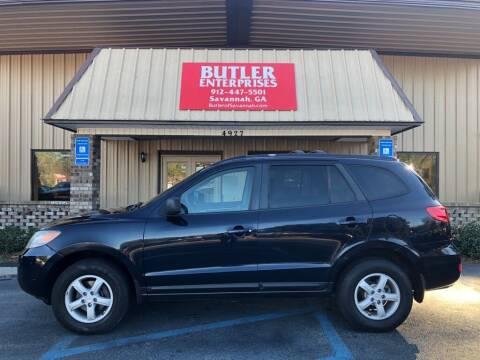 2007 Hyundai Santa Fe for sale at Butler Enterprises in Savannah GA