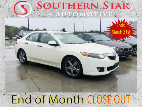2009 Acura TSX for sale at Southern Star Automotive, Inc. in Duluth GA