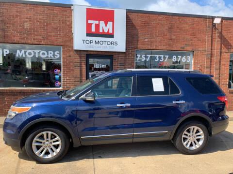 2012 Ford Explorer for sale at Top Motors LLC in Portsmouth VA