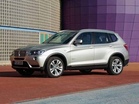 2013 BMW X3 for sale at Mercedes-Benz of North Olmsted in North Olmstead OH