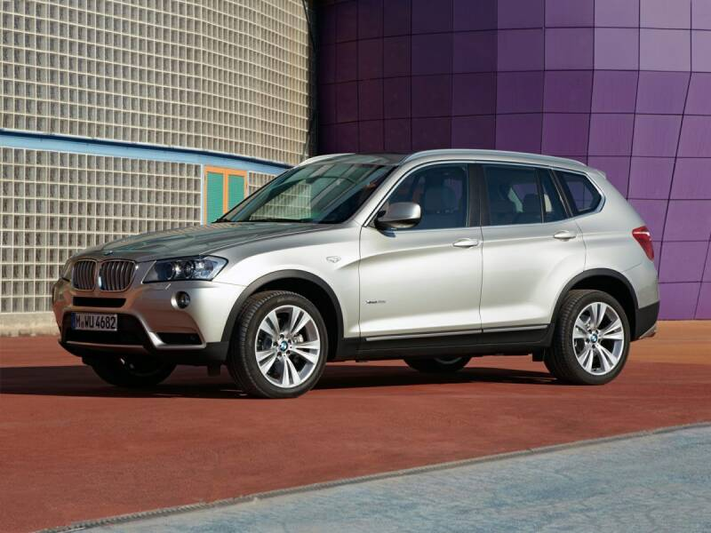 2013 BMW X3 for sale at BARRYS Auto Group Inc in Newport RI