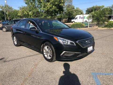 2017 Hyundai Sonata for sale at All Cars & Trucks in North Highlands CA