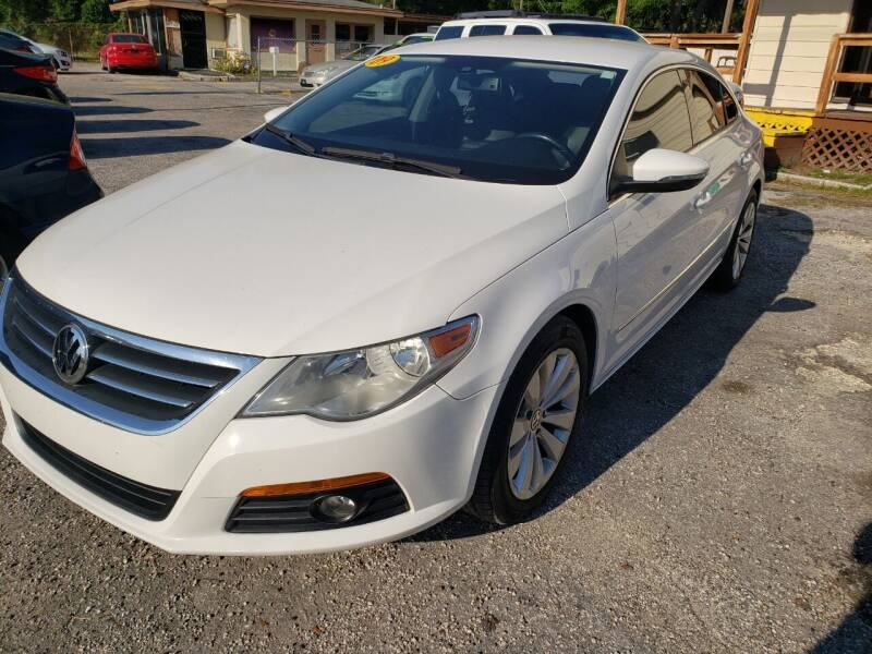 2009 Volkswagen CC for sale at 4 Guys Auto in Tampa FL