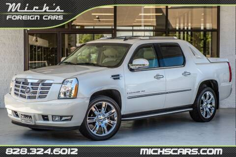 2007 Cadillac Escalade EXT for sale at Mich's Foreign Cars in Hickory NC