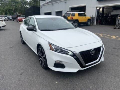 2020 Nissan Altima for sale at EMG AUTO SALES in Avenel NJ