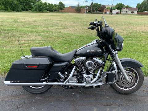 2006 Harley-Davidson Street Glide for sale at INTEGRITY CYCLES LLC in Columbus OH