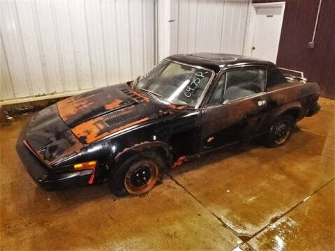 1976 Triumph TR7 for sale at East Coast Auto Source Inc. in Bedford VA