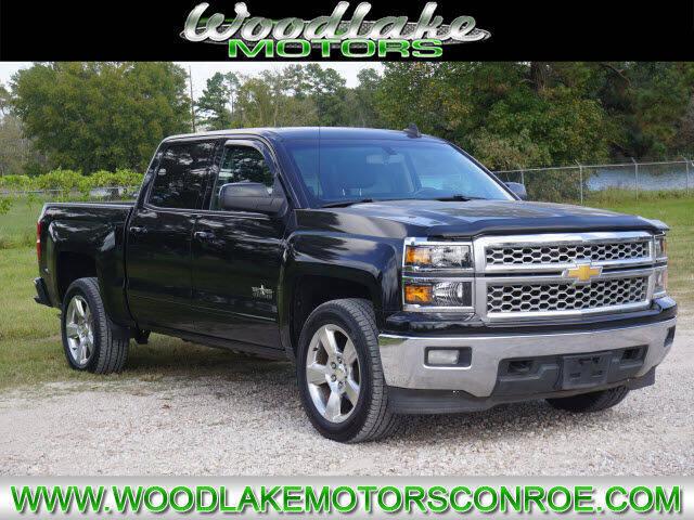 2015 Chevrolet Silverado 1500 for sale at WOODLAKE MOTORS in Conroe TX
