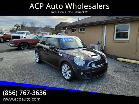 2011 MINI Cooper for sale at ACP Auto Wholesalers in Berlin NJ