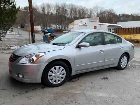 2010 Nissan Altima for sale at GMG AUTO SALES in Scranton PA