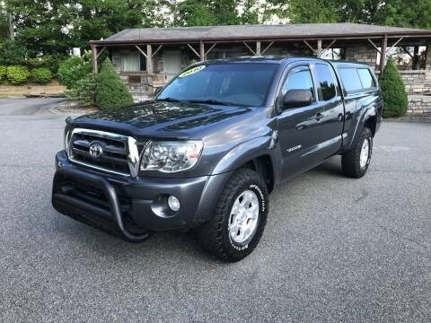 2010 Toyota Tacoma for sale at Highland Auto Sales in Boone NC